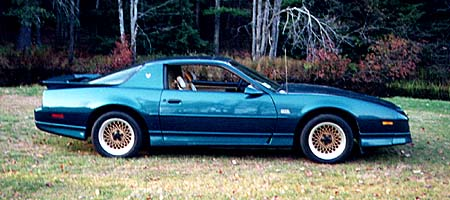 Mass Flow Sensor >> 1987 Trans Am GTA Photo Gallery