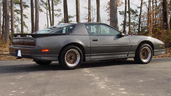 Car That Runs On Air >> 1987 Trans Am GTA Photo Gallery