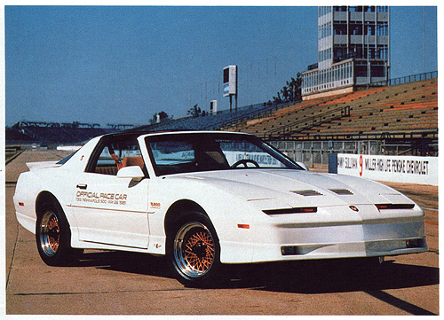 1989 20th Anniversay Trans Am - Collectible Automobile ...